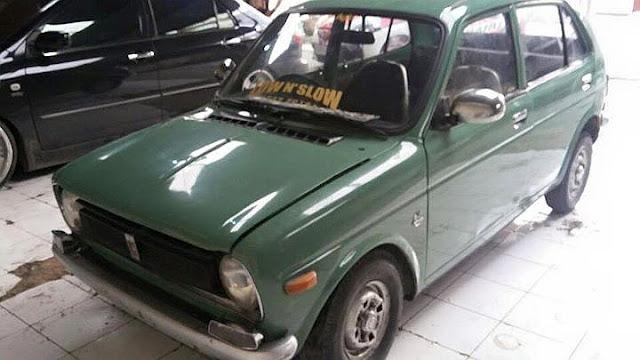 Honda Life SA360