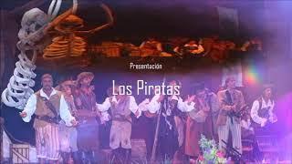 """Presentación con Letra Comparsa """"Los Piratas"""" de Antonio Martínez Ares (1996)"""