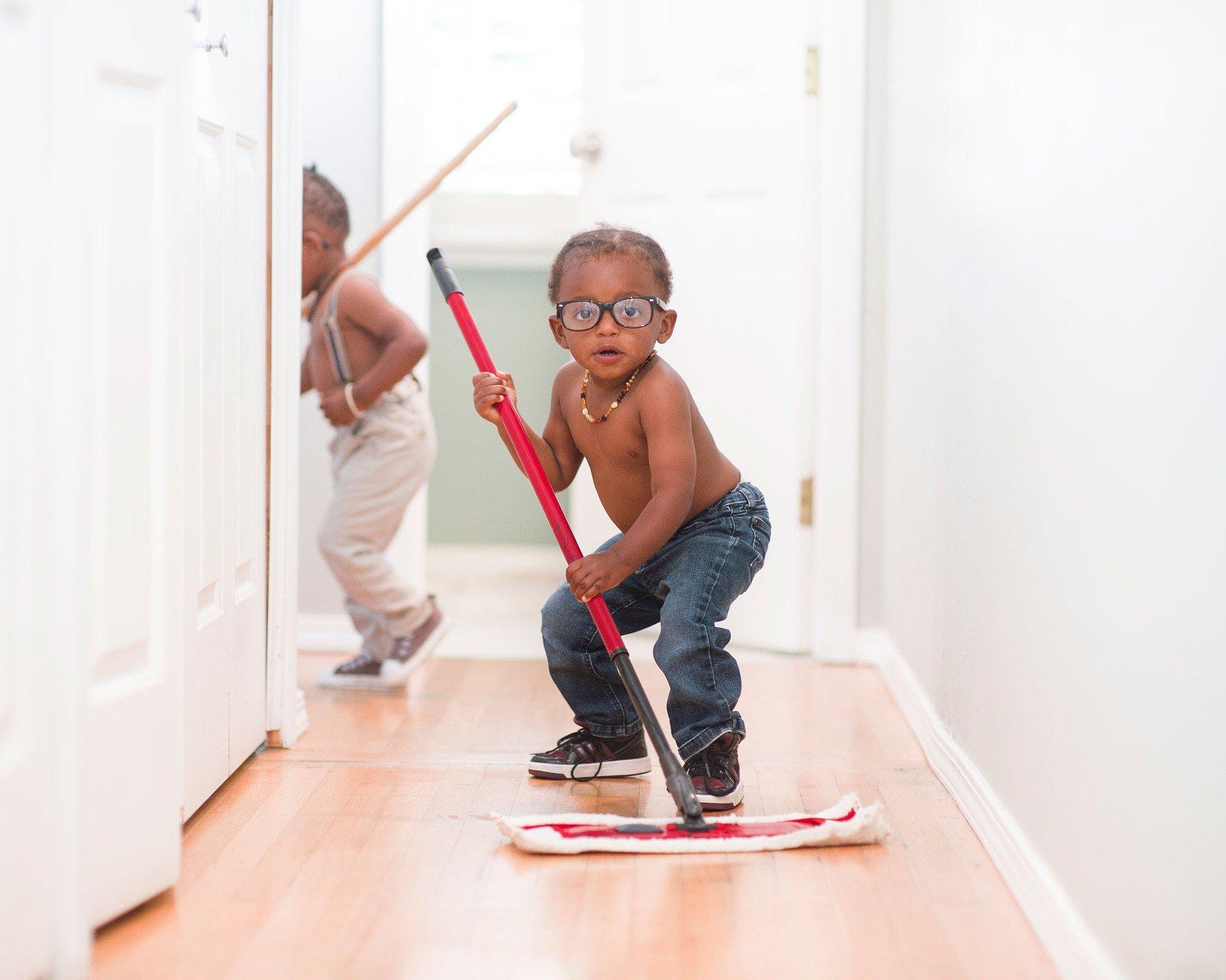 تنظيف غرف الاطفال لدى ستار كلين