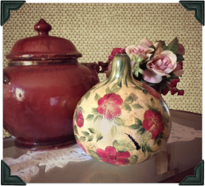 Decorating For Fall With Gourds