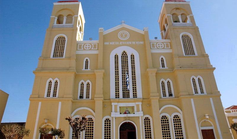 Μητρόπολη Αλεξανδρούπολης: Τηλεοπτική, ραδιοφωνική και διαδικτυακή μετάδοση Θείας Λειτουργίας