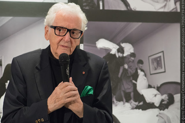 Harry James Benson at Moscow Brothers Lumier Gallery - Гарри Бенсон в Галерее братьев Люмьер