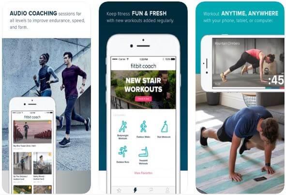 أفضل, وأقوي, تطبيقات, للياقة, البدنية, والتمارين, الصحية, لأجهزة, الآيفون