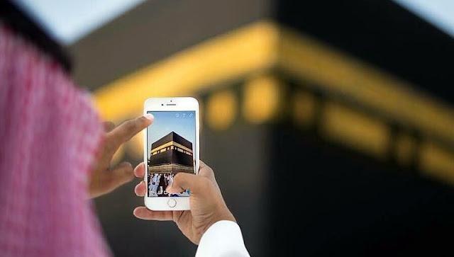 PERATURAN BARU! Arab Saudi Larang Jamaah Haji dan Umrah Ambil Gambar di Dalam Dua Masjid Suci, Jika Dilanggar Ini Ancamannya