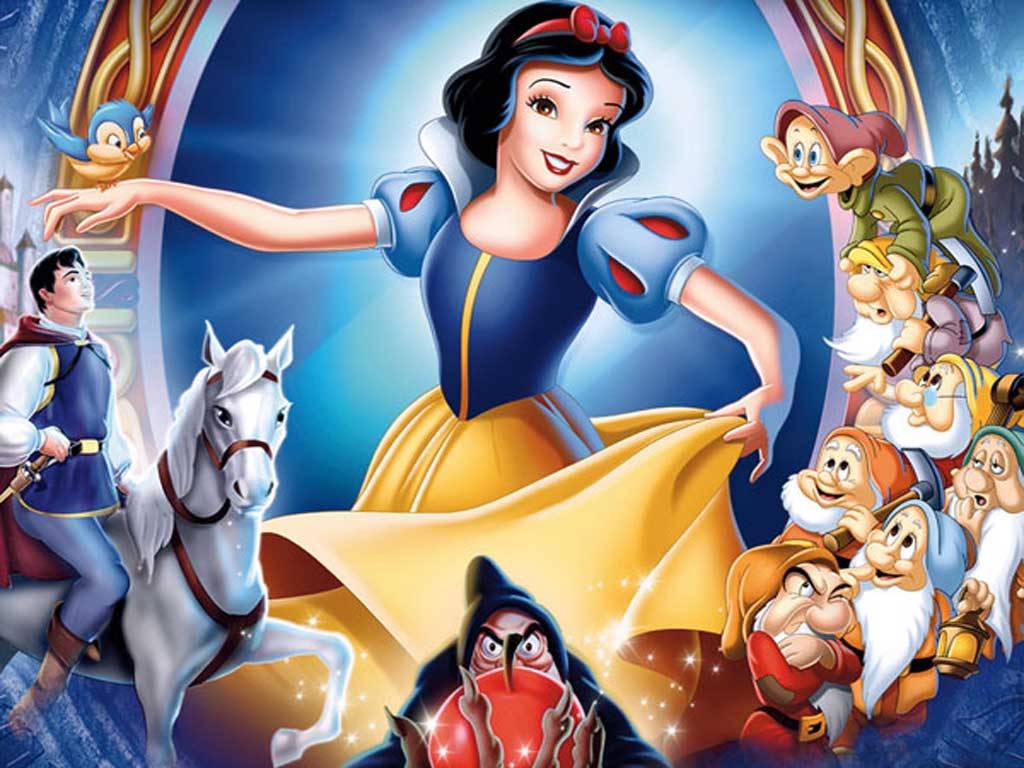 Book Junkie Walt Disney Releases Snow White And The