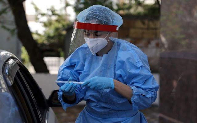 Κορωνοϊος :Αρνητικό ρεκόρ για την Αιτ/νια,241 τα νέα κρούσματα στην Ελλάδα  | Νέα από το Αγρίνιο και την Αιτωλοακαρνανία-AgrinioLike