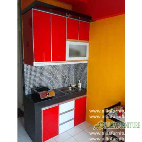 kitchen set simpel minimalis model nyx