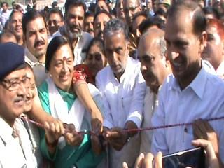 minister-krishanpal-gurjar-inauguration-nhpc-chowk-flyover-nh-2-faridabad
