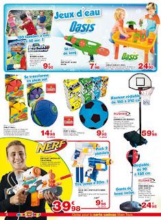 Catalogue Maxi Toys 26 Juin au 30 Juillet 2017