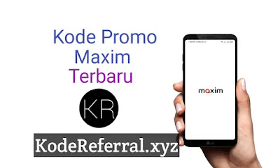 Kode promo maxim terbaru ini akan memberikan kalian saldo maxim sebesar 10,000 rupiah loh, dan gratis tentunya!