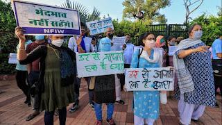 हाथरस कांड को लेकर देश में गम और गुस्सा, आज पीड़ित परिवार से मिलेंगी प्रियंका गांधी