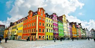 Poland's Most Colorful City