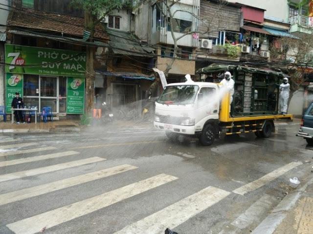 Có 26 người tiếp xúc gần với bệnh nhân số 21 - Nguyễn Quang Thuấn dương tính với SARS-CoV-2