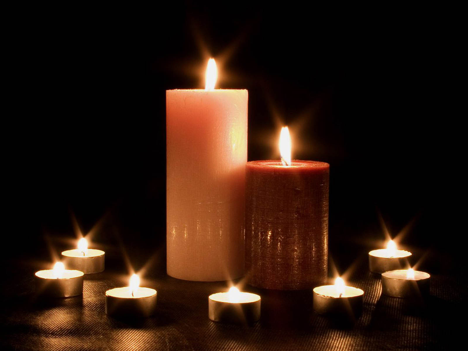 Wallpapers: Candles Wallpapers