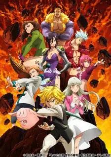 Nanatsu no Taizai: Fundo no Shinpan Episódio 02