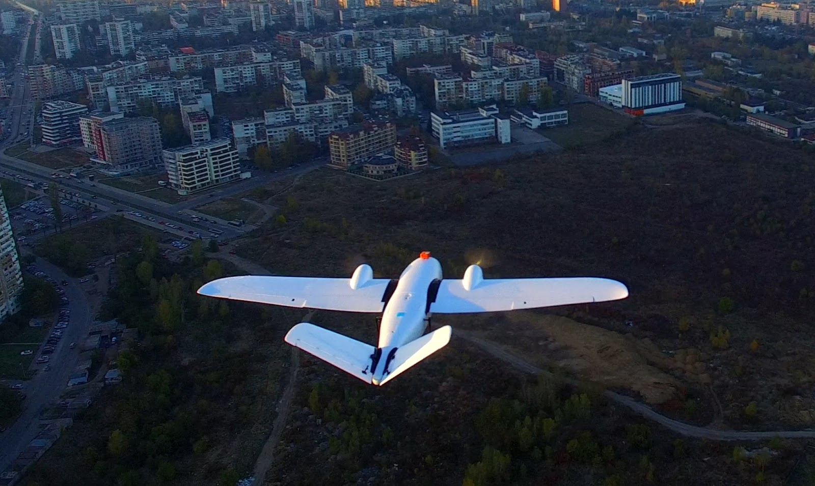 Believer 1960mm Professional Mapping / FPV Plane - best designed