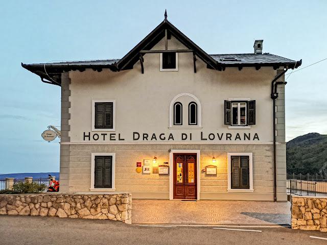 Hotel Draga di Lovrana