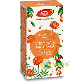 Cumpara de aici comprimate cu vitamina A naturala