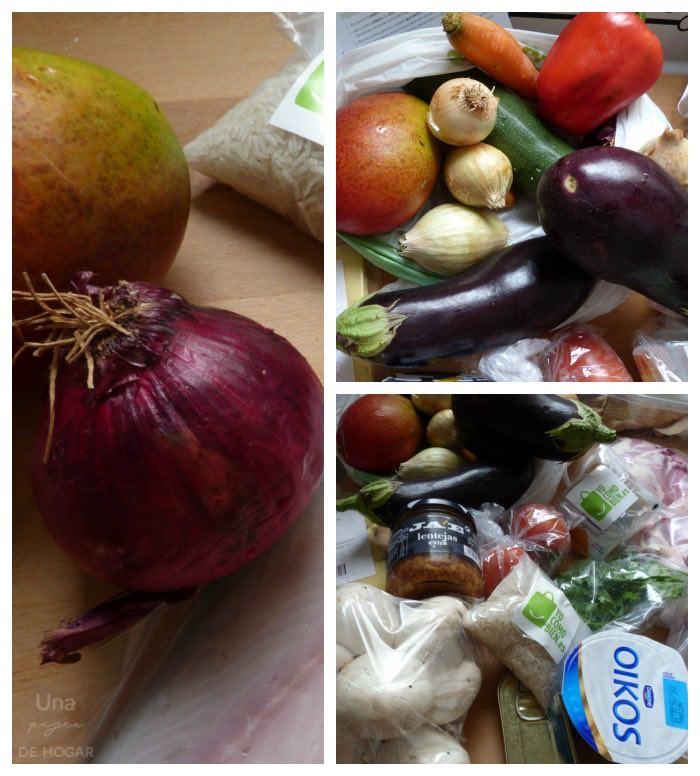 verduras de Yo Como Bien