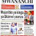HAYA HAPA MAGAZETI YA LEO ALHAMIS MEI 10,2018 - NDANI NA NJE YA TANZANIA