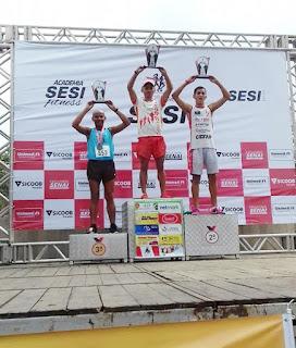 Atleta Picuiense vence a 2ª Edição da Corrida do SESI em Campina Grande