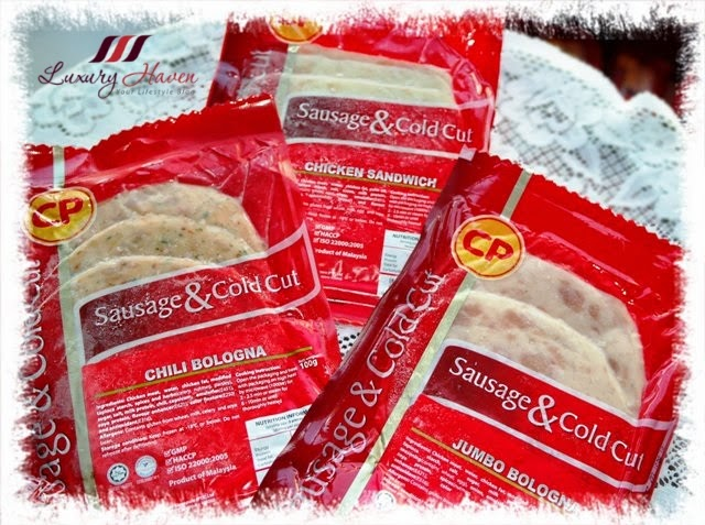 luxury haven reviews cp foods chilli bologna sausages
