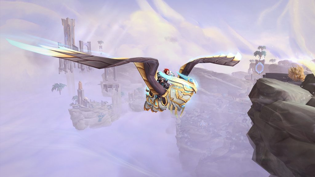 WoW: Patch 9.1 brings many new pact mounts - this is how you get them