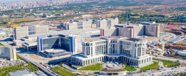 مدينة انقرة عاصمة تركيا