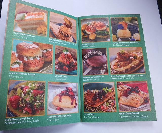 EPCOT International Flower and Garden Festival book