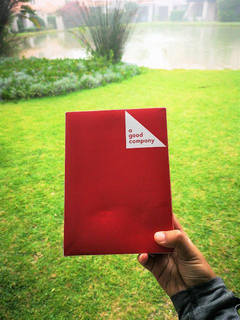 #TheLifesWayReviews - Stone Paper Notebook #agoodcom @agoodcom #ProductReview