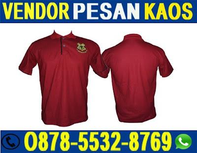 Vendor Bikin Kaos Polo Custom Murah di Surabaya