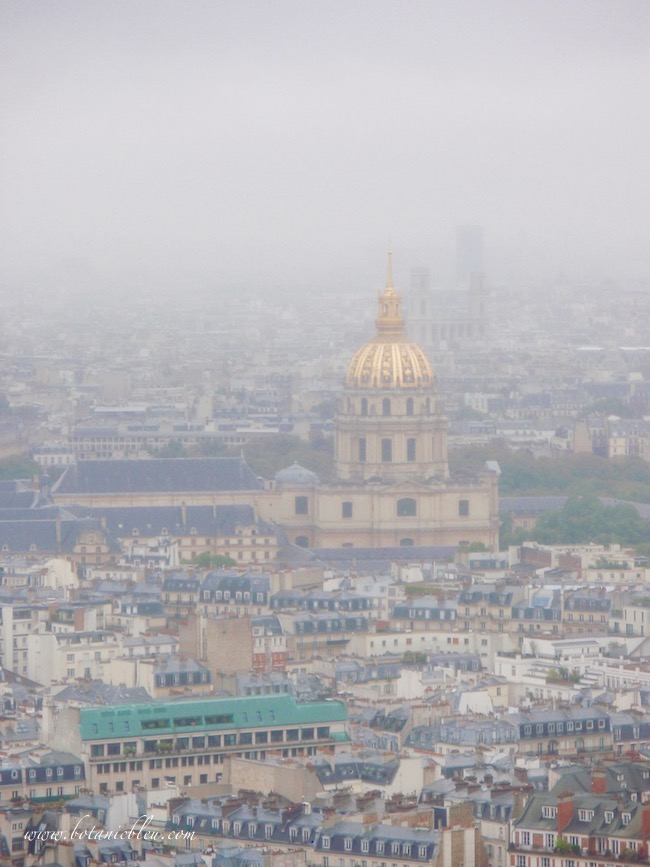 New Eiffel Tower telescopes are beautiful even in the rain