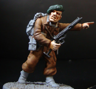 28mm British Commando - almost finished