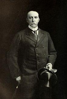 Portrait of Henry Mortimer Durand