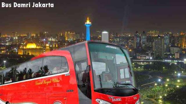 Damri Jakarta Lampung