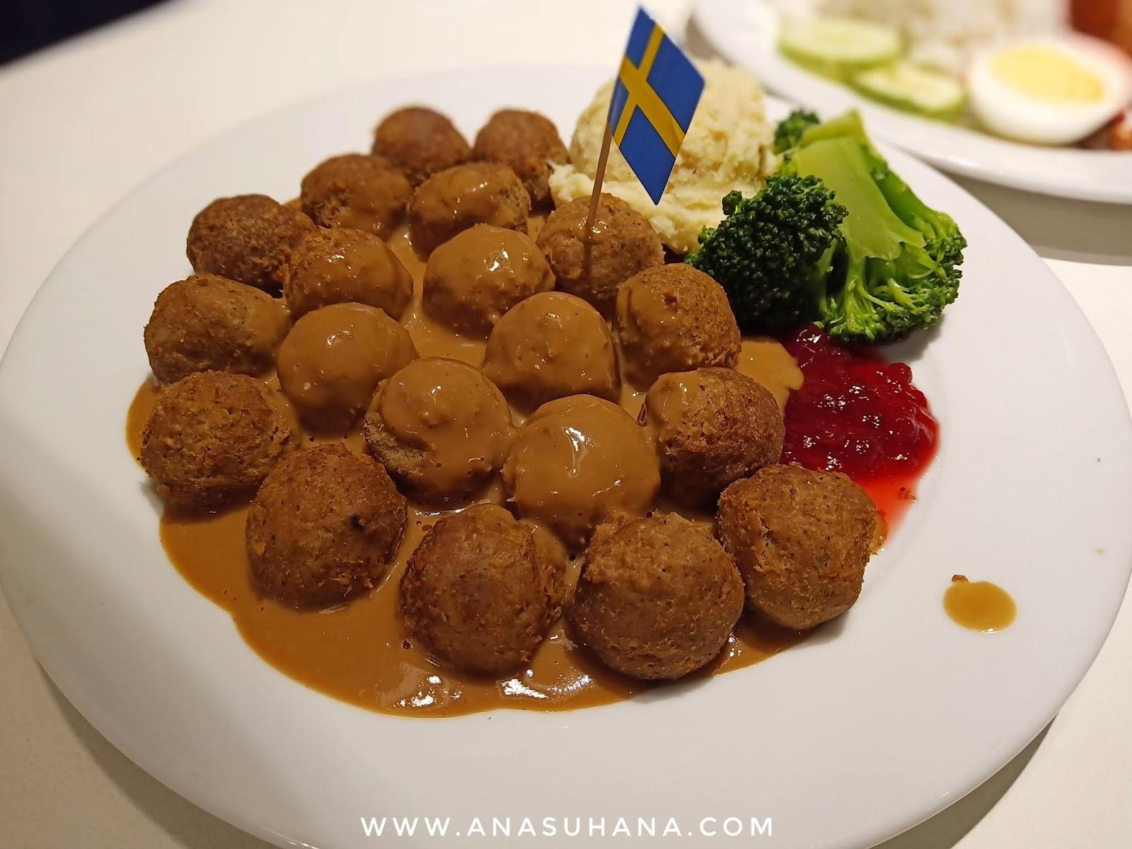 Breakfast di Ikea Cochrane Cheras
