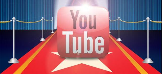 Bintang Youtube