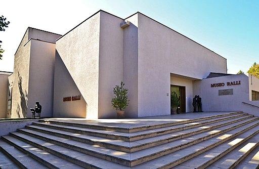 MUSEOS RALLI SANTIAGO
