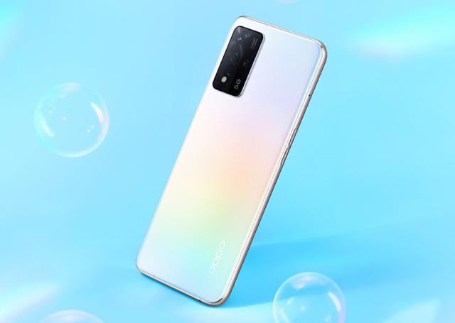 تم الإعلان عن Oppo A93s 5G مع معالج Dimensity 700