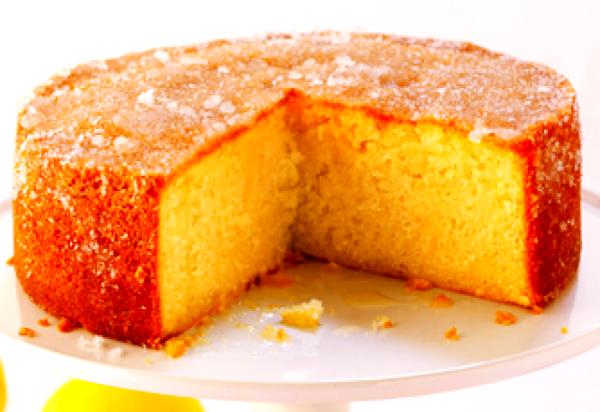 Slimming World Slimming World Lemon Drizzle Cake