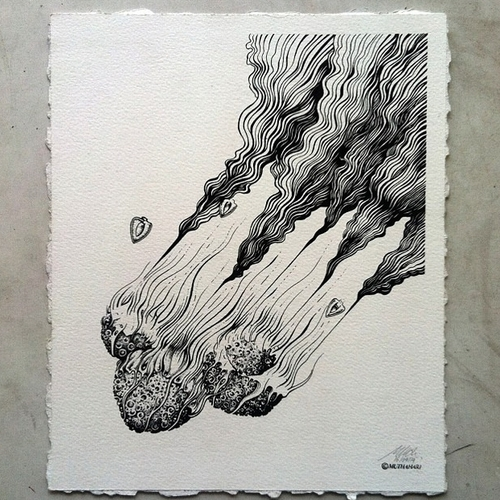17-Comets-Muthahari-Insani-Beautifully-Detailed-Ink-Drawings-and-Doodles-www-designstack-co