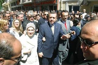 επίσκεψη Ερντογάν
