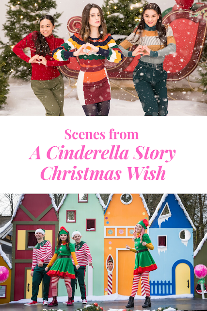 A Cinderella Story Christmas Wish Movie Review