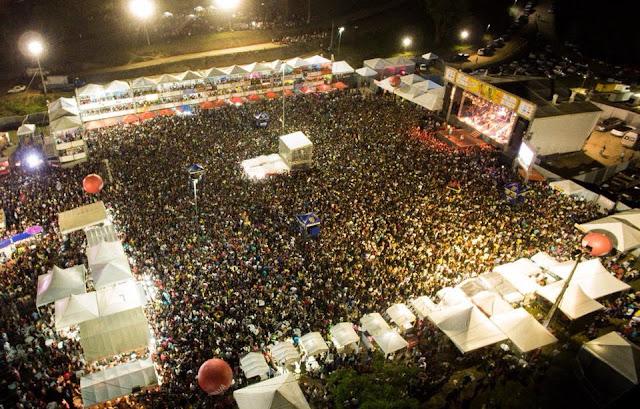 Mais de 200 mil pessoas são esperadas na Festa de São Sebastião em Bonito.