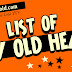 List of PTV Old Heads