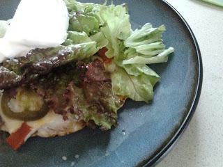 Vegetarian Ranchero Tostadas 12