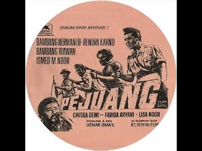 Film Pedjuang/Pejuang 1960