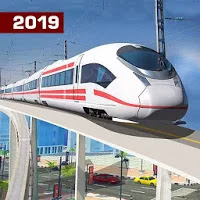 Euro Train Simulator 19 Apk free Game for Android