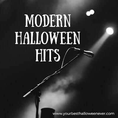 Spotify cover, best Halloween music, modern Halloween, best Halloween playlist