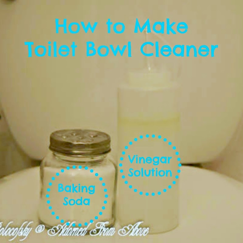 How to make toilet bowl cleaner